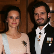 Princess Sofia and Prince Carl Philip at the Royal Swedish Academy of Engineering Sciences annual gathering; 23-10-2015