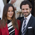 Princess Sofia and Prince Carl Philip during their visit to Dalarna; 05-10-2015