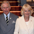 Prince Charles and Camilla during their visit to Sydney; 12-11-2015