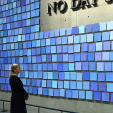 The Countess of Wessex during her visit to the 9/11 Memorial Museum in New York City; 11-11-2015