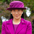 Crown Princess Masako at the annual autumn garden party; 12-11-2015