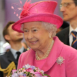 Queen Elizabeth during the visit to Birmingham; 19-11-2015