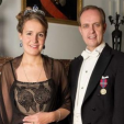 The Duke and Duchess of Vendôme