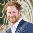 Prince Harry on his final day in South Africa; 03-12-2015