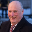 King Harald during his silver jubilee celebrations; 17-01-2016