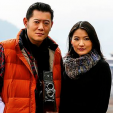 King Jigme Khesar and Queen Jetsun Pema of Bhutan