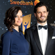 Princess Sofia and Prince Carl Philip attend the Sports Gala at the Ericsson Globe; 25-01-2016