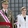 The King and Queen of Spain attend Pascua Militar; 06-01-2015