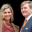 Queen Maxima and King Willem-Alexander; 07-01-2015