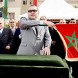 King Mohammed VI launches a new transportation project in Casablanca; 25-01-2016