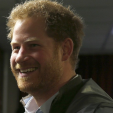 Prince Harry during his visit to flooded areas of Lancaster; 05-02-2016