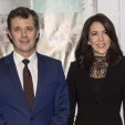 Crown Prince Frederik and Crown Princess Mary; 06-02-2016