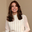 The Duchess of Cambridge during her stint as a guest editor of HuffingtonPost UK; 17-02-2016