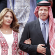 Prince Faisal and Princess Zeina of Jordan