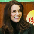 The Duchess of Cambridge in Edinburgh