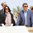 Crown Princess Mary and Crown Prince Frederik in Saudi Arabia; 28-02-2016