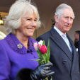 Charles and Camilla in Zagreb, on their first day of the Balkan tour