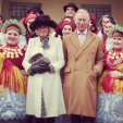 The Prince of Wales and the Duchess of Cornwall in Croatia; 15-03-2016