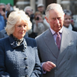 The Duchess of Cornwall and the Prince of Wales on their second day in Serbia; 17-03-2016