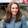 The Duchess of Cambridge opens EACH's new store in Holt; 18-03-2016