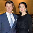 Crown Prince Frederik and Crown Princess Mary in Qatar; 02-03-2016