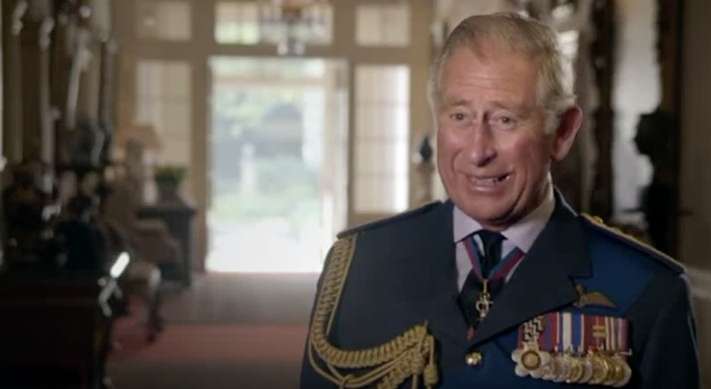 Prince Charles, 'Our Queen at Ninety'