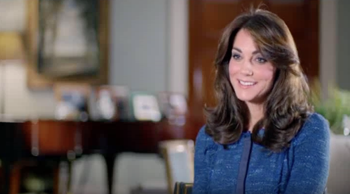 The Duchess of Cambridge, 'Our Queen at Ninety'