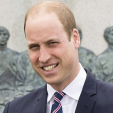 The Duke of Cambridge at the FA lunch
