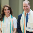 William and Kate in India, day two