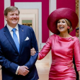 King Willem-Alexander and Queen Maxima during their visit to Bavaria