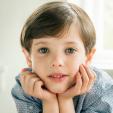 Prince Henrik of Denmark, aged 7