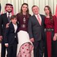 The Jordanian Royal Family