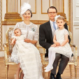 Crown Princess Family of Sweden