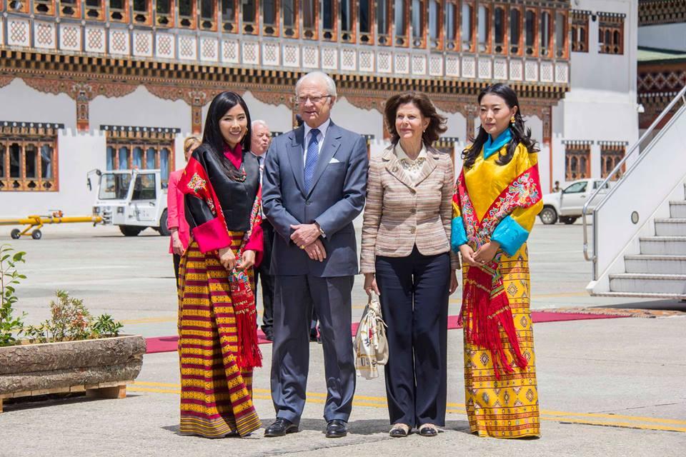 View the full image at Drukair Royal Bhutan Airlines Facebook