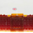 Buckingham palace made of jelly