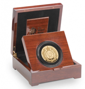 View the coin at The Royal Mint