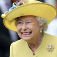 Queen Elizabeth at Day One of Royal Ascot 2016