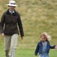 Princess Anne and Mia Tindall