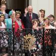 The Norwegian royals