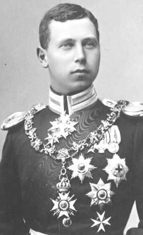 Alfred, Hereditary Prince of Saxe-Coburg and Gotha