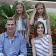 King Felipe, Queen Letizia and their daughters