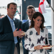 Prince Joachim and Princess Marie