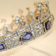Queen Victoria's Sapphire Coronet