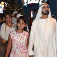 Sheikh Mohammed and Princess Haya