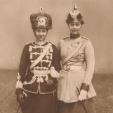 Viktoria Luise of Prussia and Cecilie of Mecklenburg-Schwerin