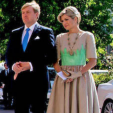 Dutch King and Queen