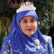 Queen Saleha of Brunei