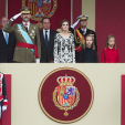 The Spanish Royal Family on National Day