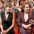 Queen Letizia and Princess Lalla Salma