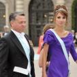 King Abdullah II and Queen Rania